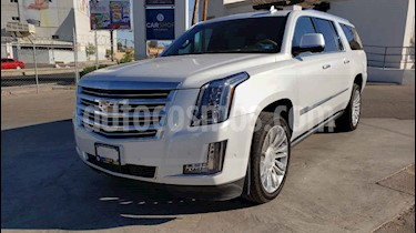 Cadillac Escalade Paq P 4x4 Platinum usado (2019) color Blanco precio $1,349,000