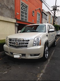 Cadillac Escalade Paq P 4x4 Premium usado (2014) color Blanco Diamante precio $460,000