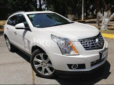 Foto venta Auto usado Cadillac SRX 5p Premium V6/3.6 Aut (2015) color Blanco precio $328,000