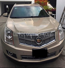 Foto venta Auto usado Cadillac SRX C (2010) color Dorado precio $269,000