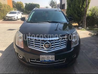 Cadillac SRX Luxury usado (2013) color Negro precio $230,000