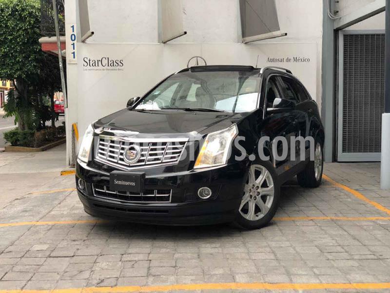 Cadillac SRX Premium AWD usado (2016) color Negro precio $380,000