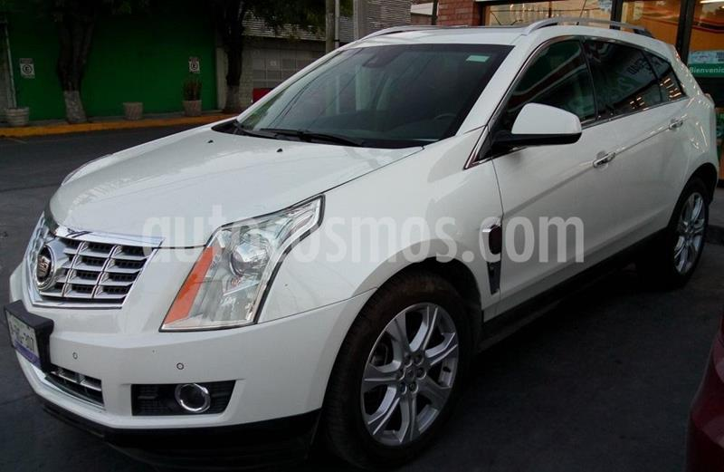Cadillac SRX Premium AWD usado (2015) color Blanco precio $304,000