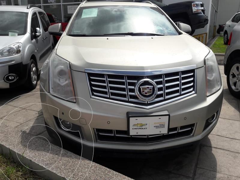 Foto Cadillac SRX Premium usado (2015) color Dorado precio $325,000