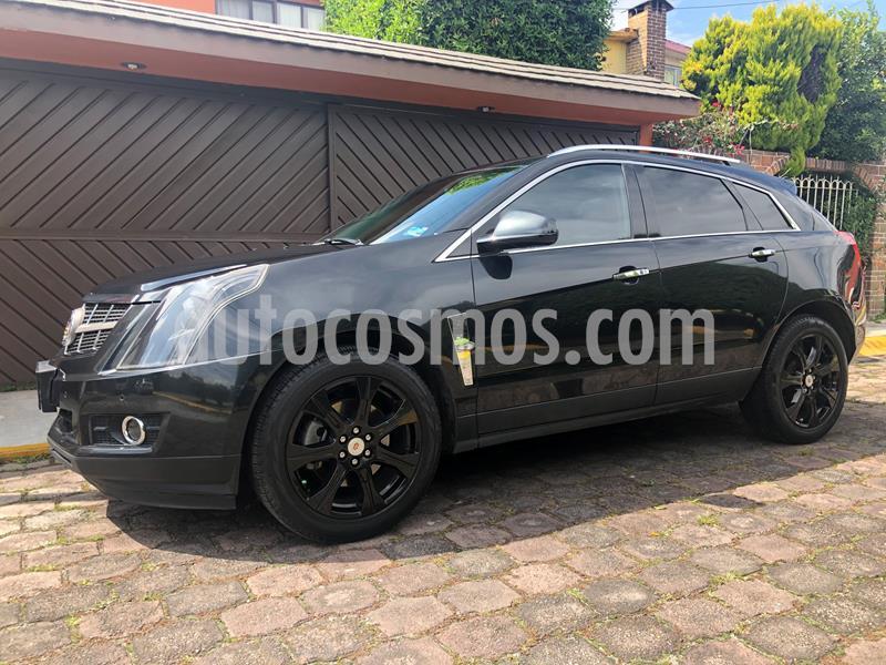Cadillac SRX Premium AWD usado (2011) color Negro precio $230,000