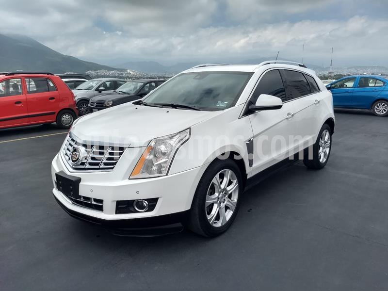 Cadillac SRX Premium usado (2015) color Blanco precio $305,900