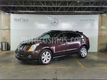 Cadillac SRX 5p Premium V6/3.6 Aut AWD usado (2015) color Vino Tinto precio $349,000