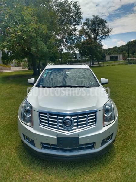 Cadillac SRX Premium usado (2015) color Blanco precio $350,000