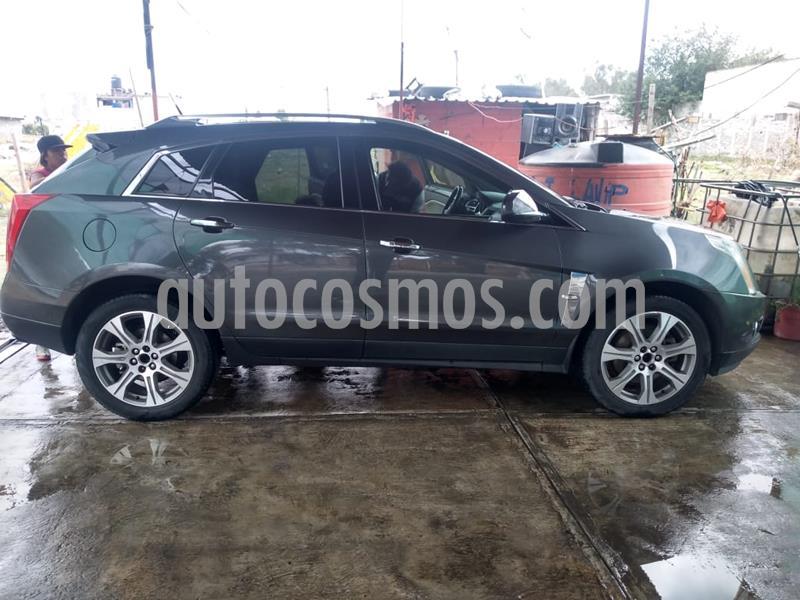 Cadillac SRX Luxury usado (2012) color Gris Oscuro precio $175,000