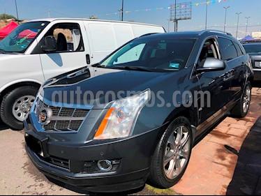 Cadillac SRX Premium AWD usado (2012) color Gris Oscuro precio $220,000