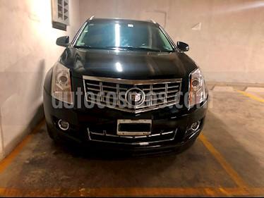 Foto venta Auto usado Cadillac SRX Premium AWD (2015) color Negro precio $320,000