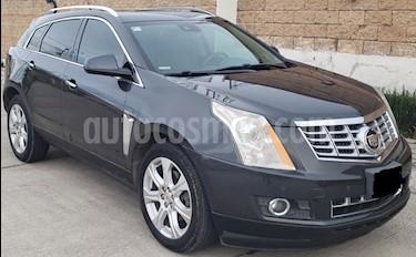 Cadillac SRX Premium AWD usado (2015) color Gris Oscuro precio $310,000