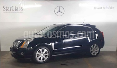 Cadillac SRX Premium AWD usado (2016) color Negro precio $449,000