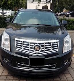 Foto venta Auto usado Cadillac SRX Premium (2013) color Negro precio $260,000