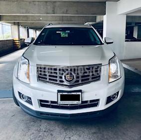Cadillac SRX Premium usado (2014) color Blanco precio $300,000
