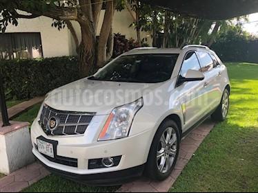 Cadillac SRX Premium usado (2010) color Blanco precio $198,000