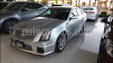 Foto venta Auto usado Cadillac STS 4.6L F (2012) color Plata precio $549,000