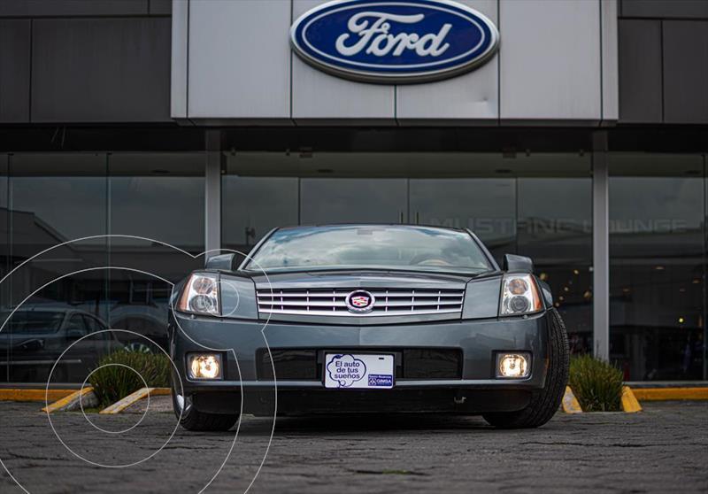 Foto Cadillac XLR B 2P CONVERTIBLE AUT usado (2004) color Gris precio $499,000