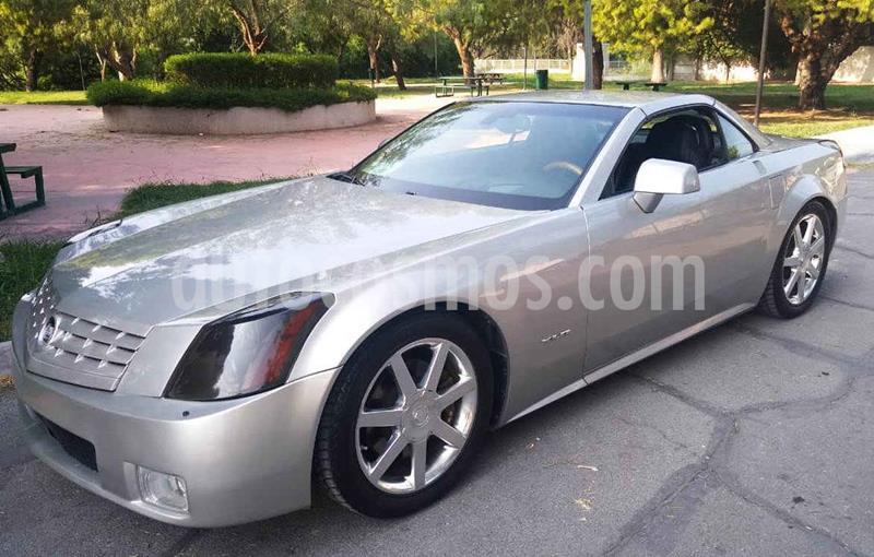 Cadillac XLR B usado (2004) color Plata precio $420,000