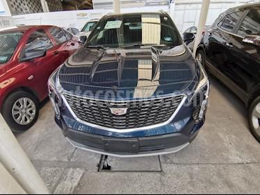 Cadillac XT4 2.0L usado (2019) color Azul Metalico precio $549,000