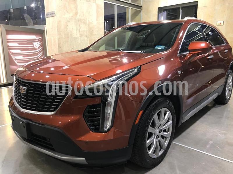 Cadillac XT4 Premium Luxury usado (2019) color Naranja precio $609,000