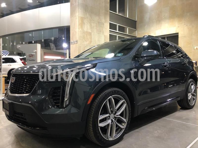 Cadillac XT4 Sport usado (2020) color Azul Petroleo precio $729,000