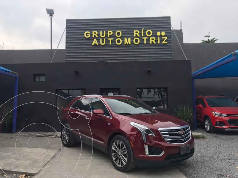 Foto Cadillac XT5 Premium usado (2018) color Vino Tinto precio $498,000