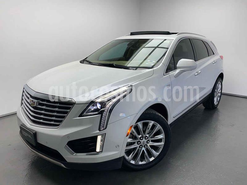 Cadillac XT5 Platinum usado (2017) color Blanco precio $475,000