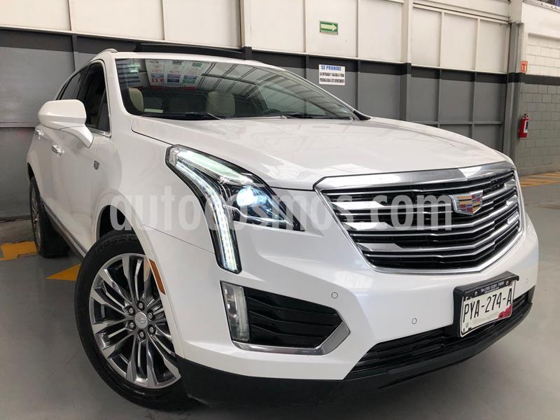 Cadillac XT5 Premium usado (2019) color Blanco precio $590,000