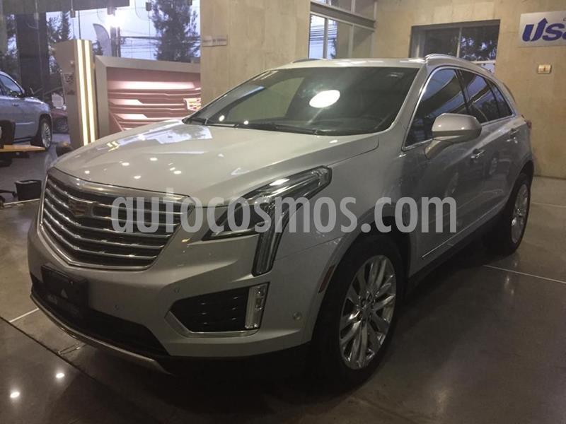 Cadillac XT5 Platinum usado (2017) color Plata Dorado precio $479,000