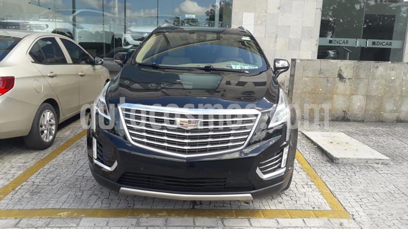 Cadillac XT5 Platinum usado (2017) color Negro precio $469,900