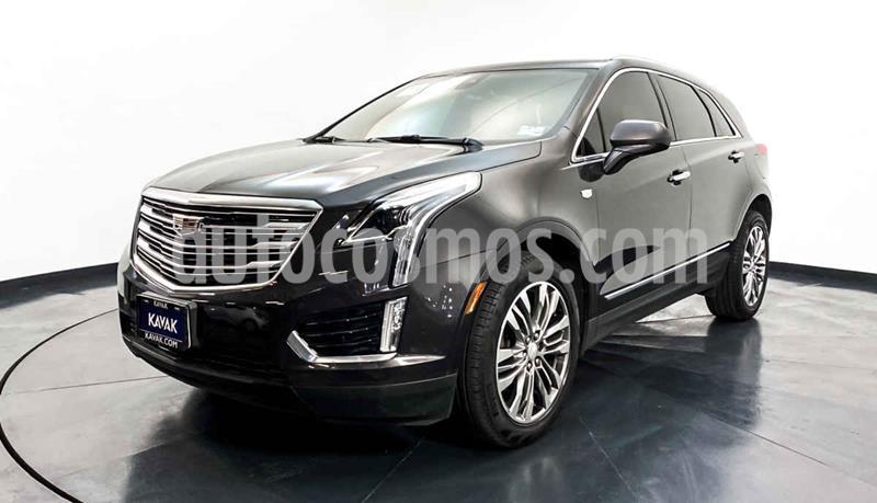 Cadillac XT5 Premium usado (2017) color Gris precio $509,999