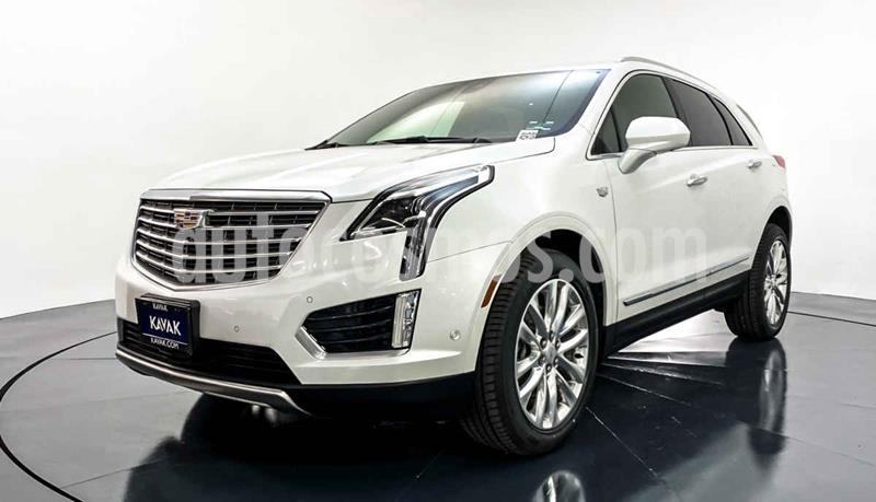 Cadillac XT5 Premium usado (2018) color Blanco precio $592,999