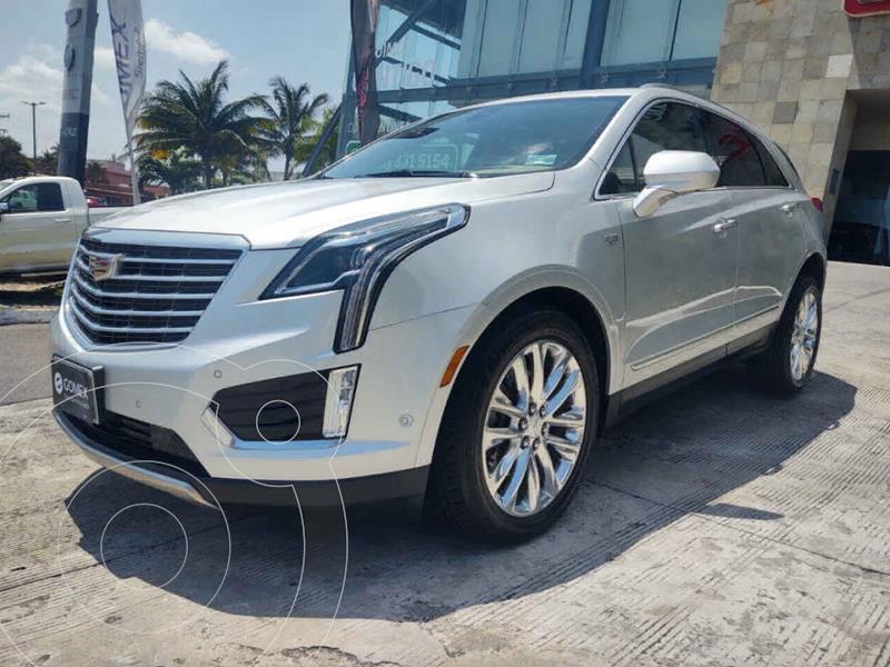 Foto Cadillac XT5 Platinum usado (2019) color Plata precio $735,000
