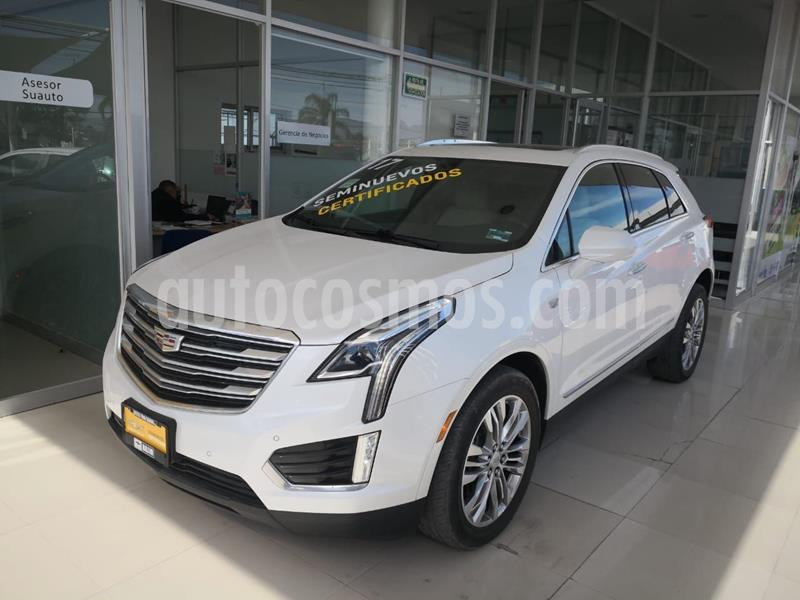 Cadillac XT5 Premium usado (2017) color Blanco precio $485,000