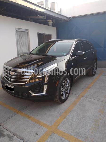 Cadillac XT5 Premium usado (2017) color Negro precio $525,000