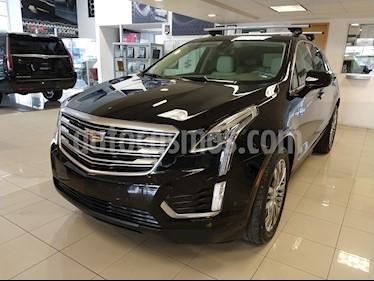Foto venta Auto usado Cadillac XT5 Premium (2017) color Negro precio $560,000