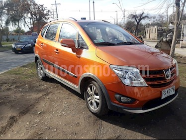Changan CS1 Comfort usado (2013) color Naranja precio $3.600.000