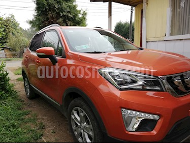 Changan CS15 1.5L Comfort Connect usado (2018) color Naranja precio $6.000.000