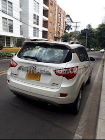Foto venta Carro usado Changan CS35 1.6 Luxury Aut (2015) color Blanco precio $34.000.000