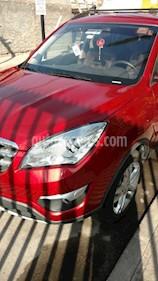 Changan CS35 1.6L Luxury NAV usado (2016) color Rojo precio $6.200.000