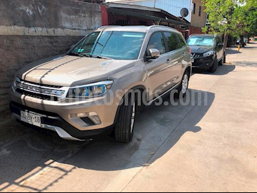 Changan CS75 1.8L Elite Turbo AT usado (2017) color Plata precio $8.300.000