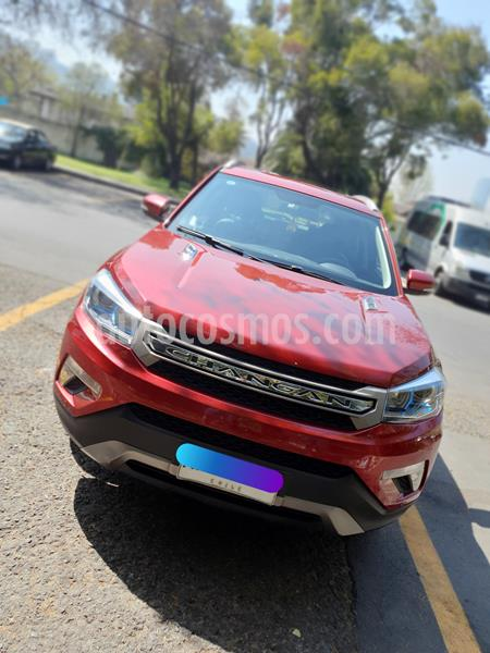 Changan CS75 1.8L Elite Turbo AT Connect usado (2018) color Rojo precio $9.000.000