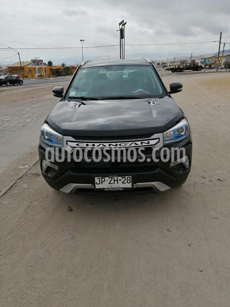 Changan CS75 2.0L Luxury usado (2017) color Negro precio $8.500.000