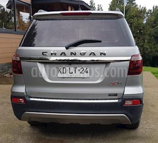 Changan CX70 1.6L Luxury  usado (2018) color Plata precio $7.350.000