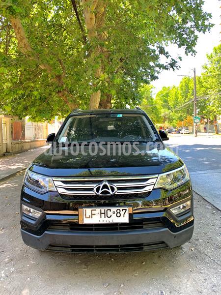 Changan CX70 1.6L Luxury  usado (2019) color Negro precio $8.700.000