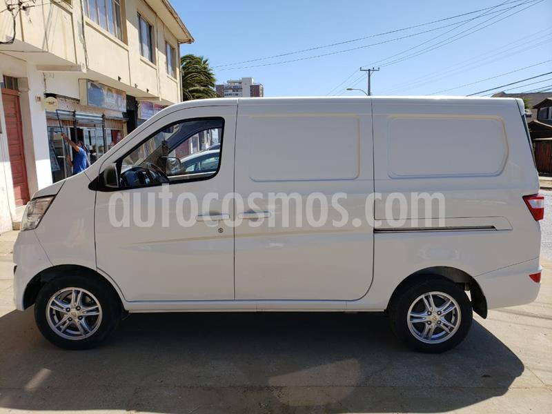 Changan MD201 1.2L Cargo Box Ac usado (2018) color Blanco precio $4.600.000