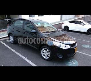 Chery Fulwin Sedan 1.5L usado (2014) color Negro precio $19.000.000
