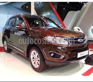 Foto venta carro usado Chery Grand Tiggo 2.0L GLS CVT (2018) color Rojo Metalizado precio BoF52.000