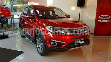 Chery Grand Tiggo 2.0L GLS CVT usado (2019) color Rojo precio BoF750.000.000